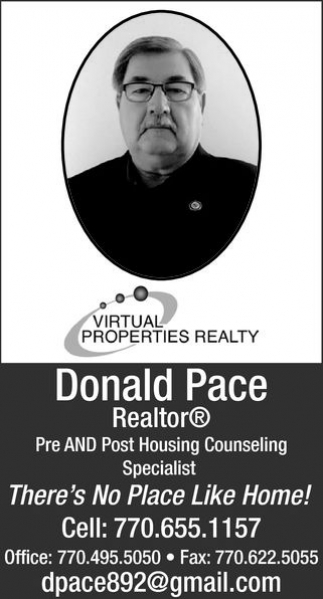 Donald Pace