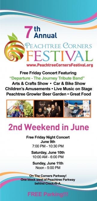 7th Annual Peachtree Corners Festival