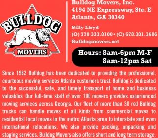 Bulldog Movers