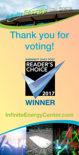 Thank You for Voting!
