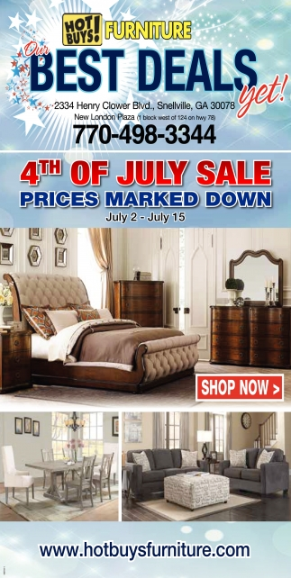 Our Best Deals Yet!
