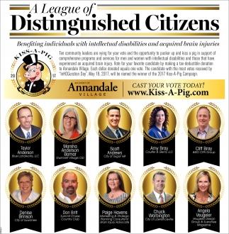 A League of Distinguished Citizens