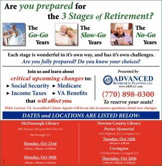 Are you prepared for the 3 stages of retirement?