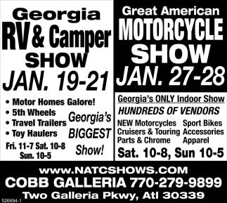Georgia RV & Camper Show