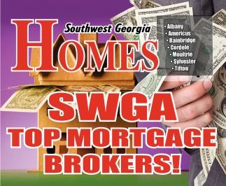 Top Mortgage Brokers!