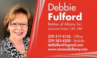 Debbie Fulford