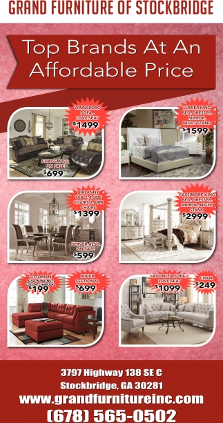 Grand Furniture of Stockbrige