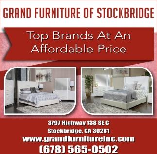 Grand Furniture Of Stockbridge Loganville Ga