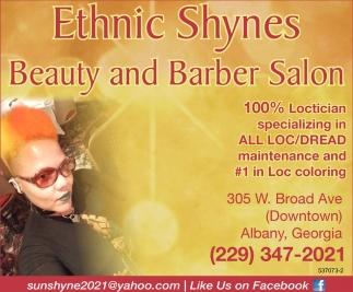Beauty and Barber Salon