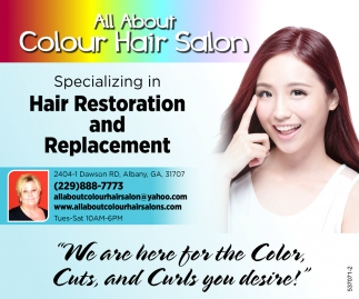 Hair Restoration and Replacement