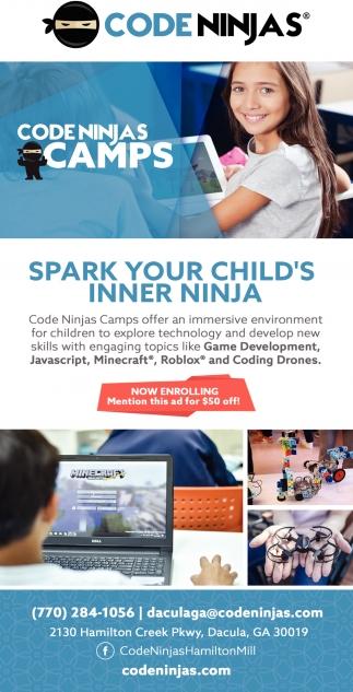 Spark Your Child's Inner Ninja