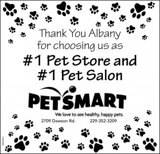 1 Pet Store and #1 Pet Salong, PetSmart
