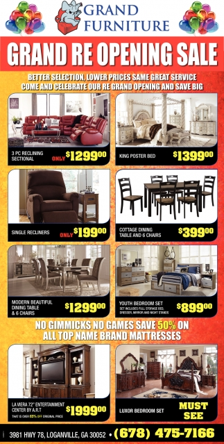 furniture sale ads. Delighful Furniture Ads For Grand Furniture In Loganville GA Sale