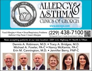 Clinics of Georgia