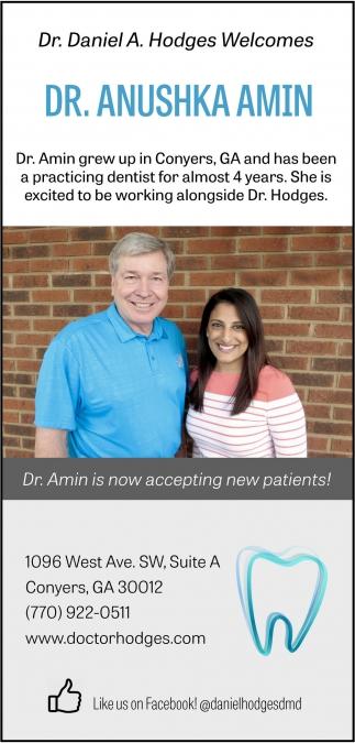 Dr. Anushka Amin