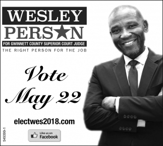 Vote May 22