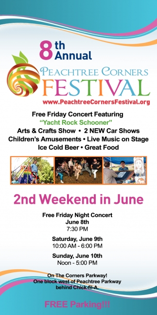 8th Annual Peachtree Corners Festival