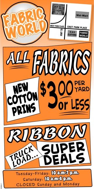 All Fabrics