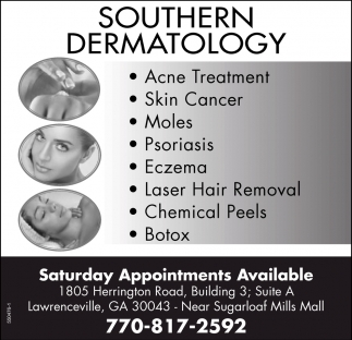 Saturday Appointment Available