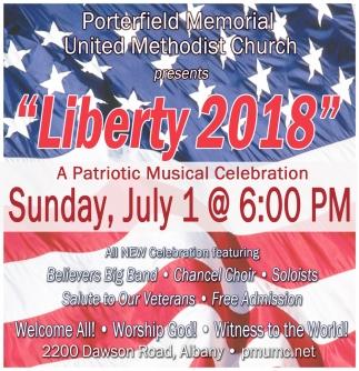Liberty 2018