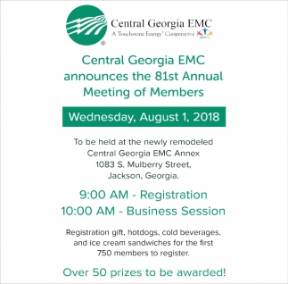 81st Annual Meeting of Members