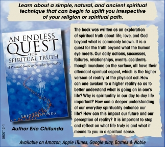An Endless Quest for Spiritual Truth