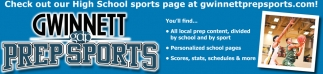 Check Out our High School Sports Page
