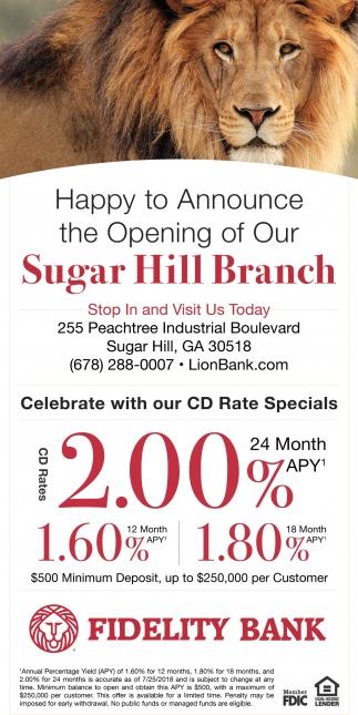 Sugar Hill Branch
