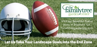 Let Us take your Landscape Goals into the End Zone