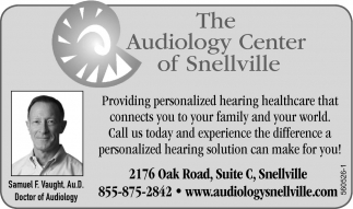 Hearing Healthcare