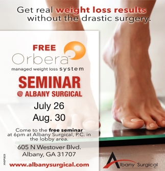 FREE Orbera Managed Weight Loss System