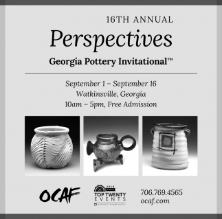16th Annual Perspectives