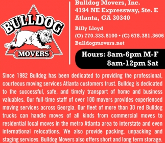 Bulldog Movers