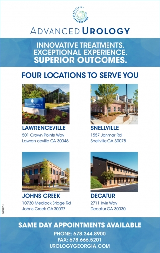Four Locations to Serve You