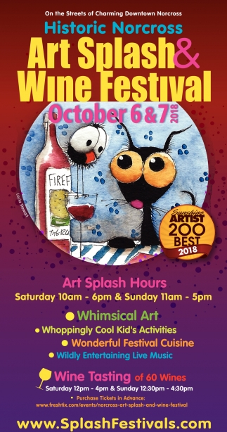 Art Splash Hours