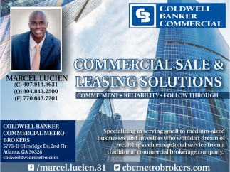 Commercial Sale & Leasing Solutions