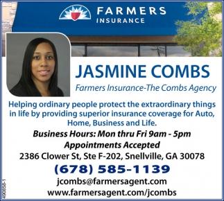 Jasmine Combs