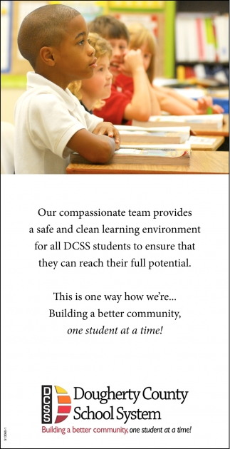 Our Compasionate Team Provides a Safe and Clean Learning Environment