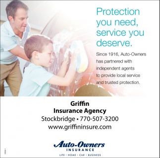 Protection you Need, Service you Deserve