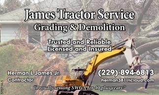Grading & Demolition