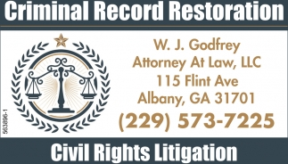 Criminal Record Restoration