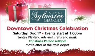 Downtown Christmas Celebration