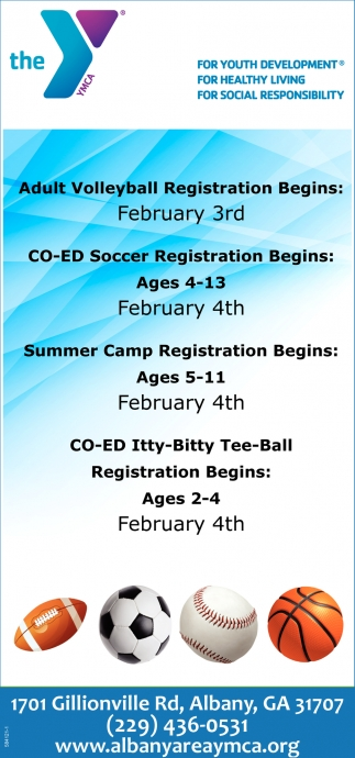 Adult Volleyball Registration