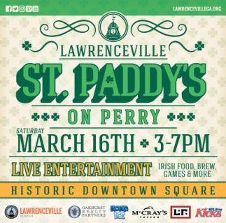 St. Paddy's