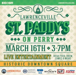 Lawrenceville St. Paddy's On Perry