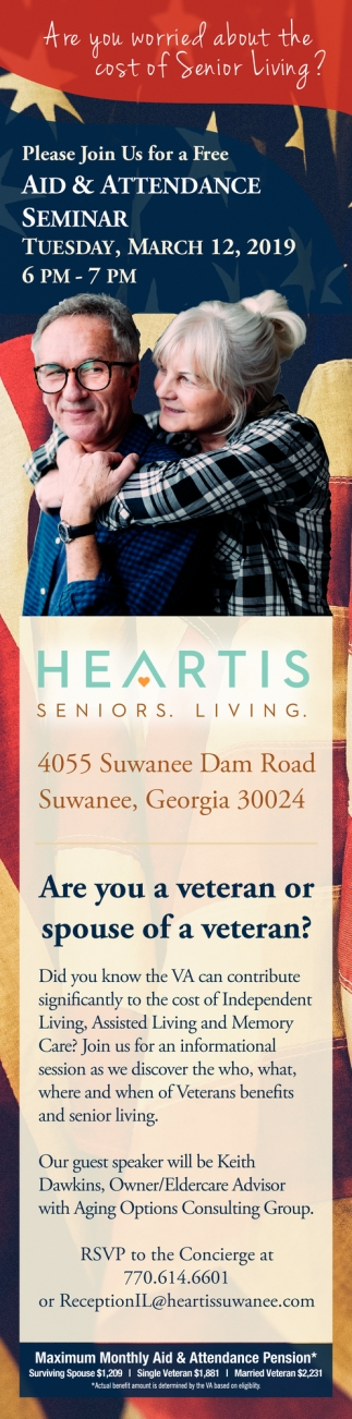 Are You Worried About The Cost Of Senior Living?