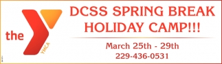 DCSS Spring Break Holiday Camp