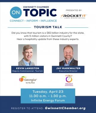 Tourism Talk