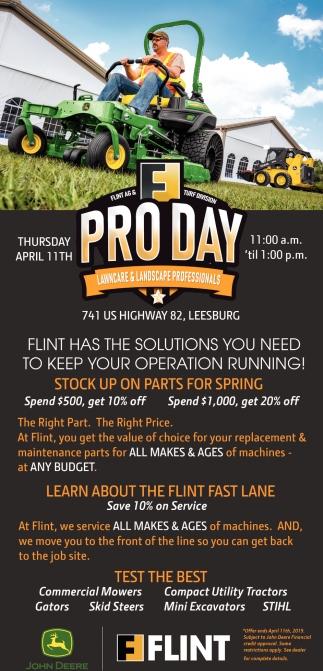 Pro Day