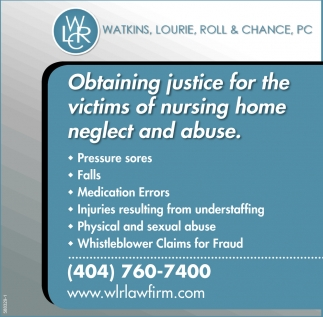 Obtaining Justice for the Victims of Nursing Home Neglect and Abuse